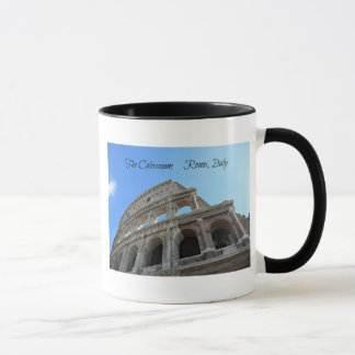 The Colosseum in Rome, Italy Mug
