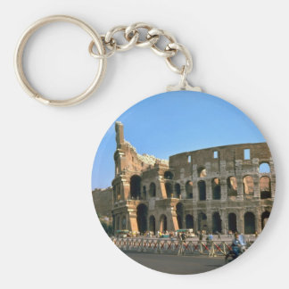 The Colosseum in Rome Keychain