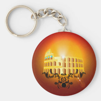 The Colosseum Key Chains