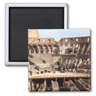 The Colosseum or Roman Coliseum, originally Square Magnet