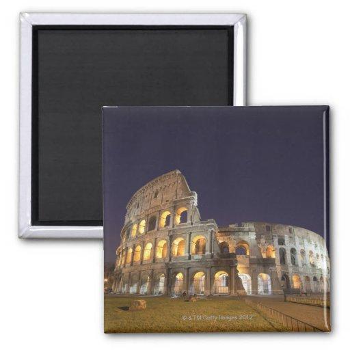 The Colosseum or Roman Coliseum, originally the Refrigerator Magnets