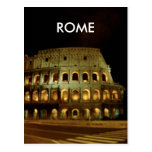 The Colosseum Post Card