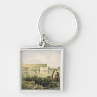 The Colosseum, Rome, 1802 (w/c over graphite on wo Keychains