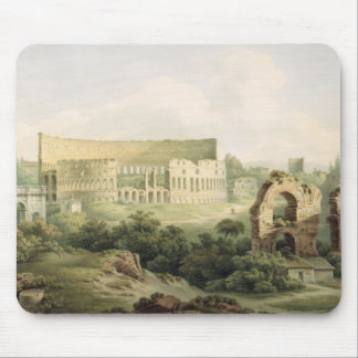 The Colosseum, Rome, 1802 (w/c over graphite on wo Mouse Pad