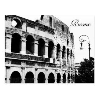 The Colosseum, Rome Postcard