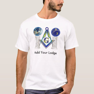 The Columns, Add Your Lodge T-Shirt
