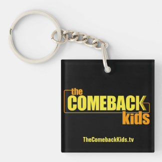 The Comeback Kids key chain