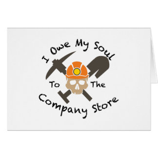 The Company Store Card