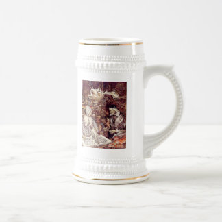 The Compleat Angler Beer Stein