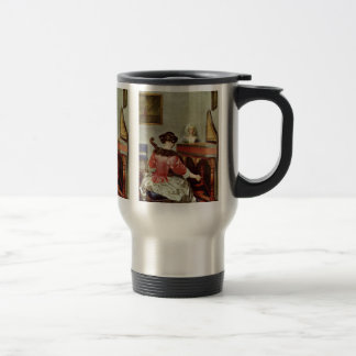 The Concert By Borch D. J. Gerard Ter Coffee Mugs