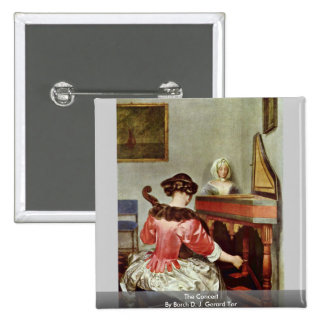 The Concert By Borch D J Gerard Ter Pins