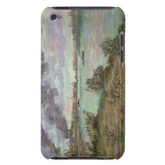 The Confluence of the Seine and the Marne at Ivry Barely There iPod Case