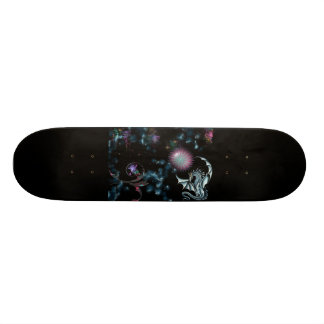 The Conjuring fantasy dragon skateboard