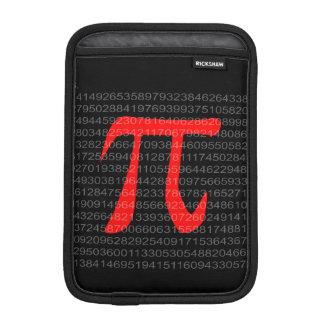 The Constant Pi iPad Mini Sleeves