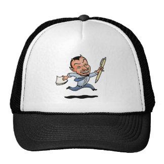 The Contractor Cap