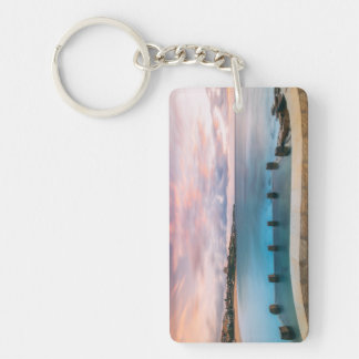 The Coogee Stonewall Key Ring