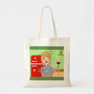 The Cook Tote Bag