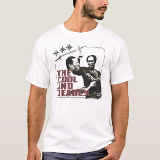 """The Cool and Deadly """"Brooklyn dojo Tee"""" T-Shirt"""