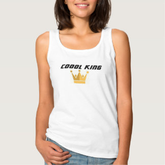 The Cool King Singlet