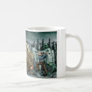 The Copper Fox Basic White Mug