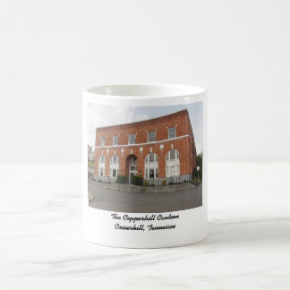 The Copperhill Canteen Coffee Mug