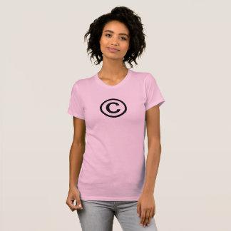 The Copyright Symbol Women's T-Shirt