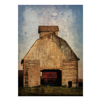 The Corn Crib Poster