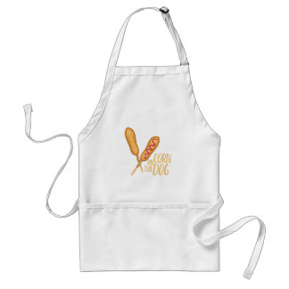 The Corn Dog Standard Apron