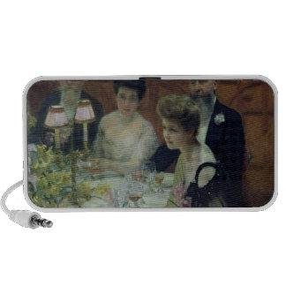 The Corner of the Table, 1904 Mini Speaker