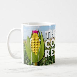 The Cornfield Resistance Coffee Mug (Left Handle)