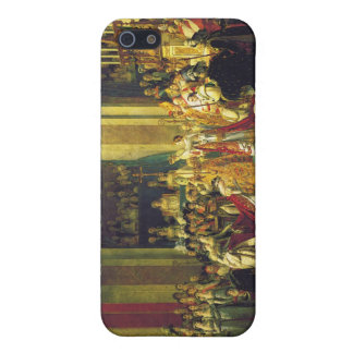 The Coronation of Napoleon by Jacques Louis David Case For iPhone 5/5S