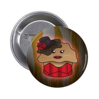 The Corset Muffin 6 Cm Round Badge