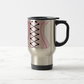 The Corset Travel Mug