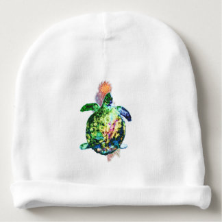 The Cosmic Color Bringer Baby Beanie