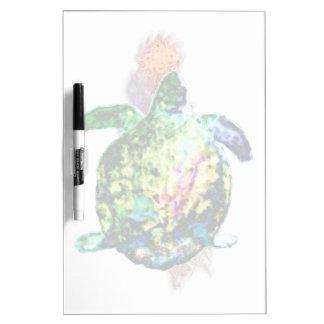 The Cosmic Color Bringer Dry Erase Board