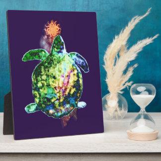 The Cosmic Color Bringer Plaque