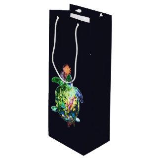 The Cosmic Color Bringer Wine Gift Bag