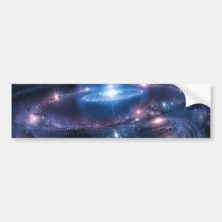The Cosmos Bumper Sticker