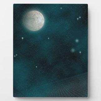 The Cosmos Plaque