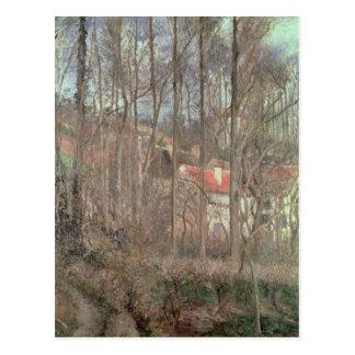 The Cote des Boeufs at L'Hermitage Postcard