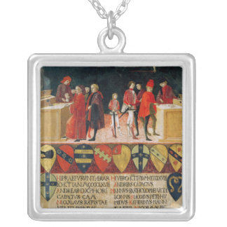 The Council Finances in Times of War and of Silver Plated Necklace