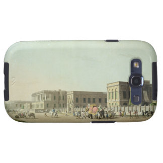 The Council House, Calcutta, plate 29 from 'Orient Samsung Galaxy S3 Covers