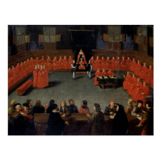 The Council of Malines Postcard