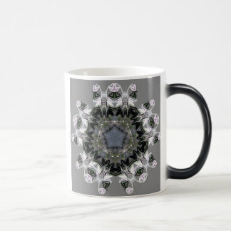 The Council of Time 11 Oz Magic Heat Color-Changing Coffee Mug