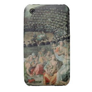 The Council of Trent, 1588-89 (fresco) iPhone 3 Cover