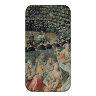 The Council of Trent, 1588-89 (fresco) iPhone 4/4S Cover