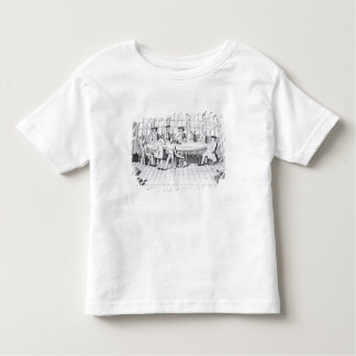 The Council of War in 1756 Tshirt