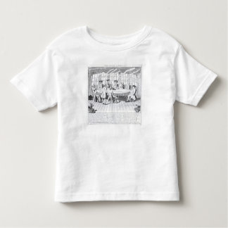 The Council of War in 1756 T Shirts