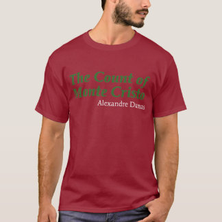 The Count of Monte Cristo T-Shirt