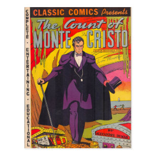The Count Of Monte Cristo Gifts On Zazzle Au